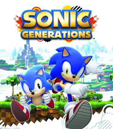 Sonic Generations Font