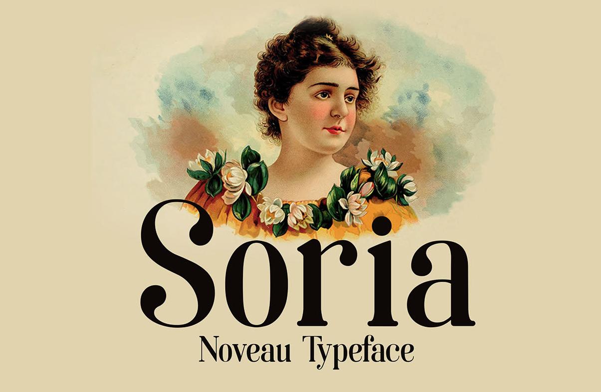 soria poster 1