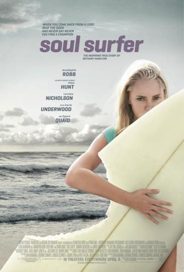 Soul Surfer (film) Font