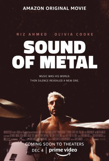 Sound of Metal Font