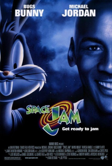 Space Jam Font
