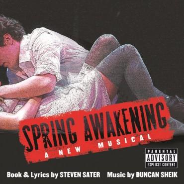 Spring Awakening (Musical) Font