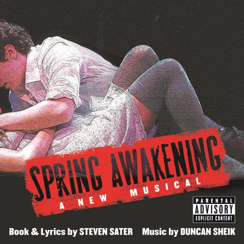 spring awakening font