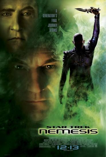 Star Trek Nemesis Font