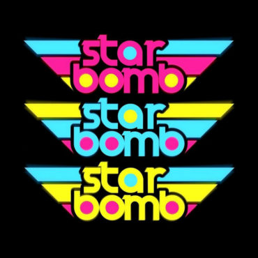 Starbomb Logo Font