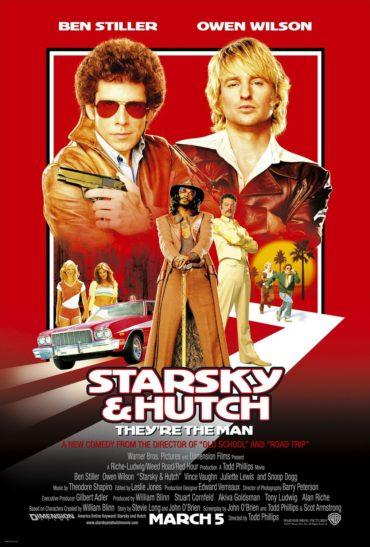Starsky & Hutch Font