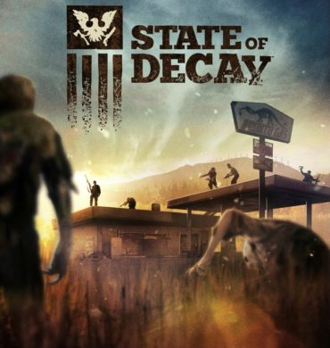State of Decay Font