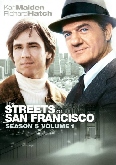 Streets of San Francisco (TV Show) Font