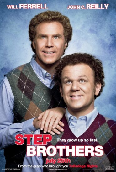 Step Brothers Font