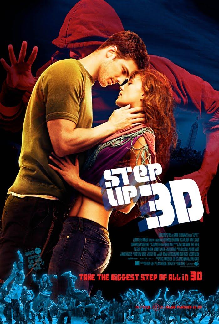 stepup3d poster font