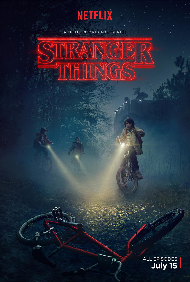 stranger things font.