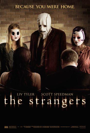 The Strangers (film) Font