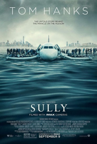 Sully (film) Font