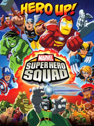 Super Hero Squad Font