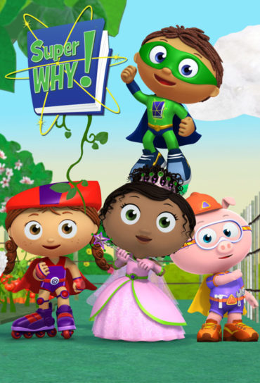 Super Why Font