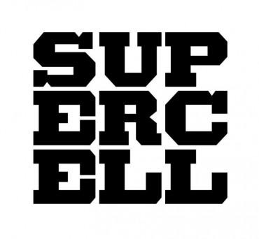 Supercell Logo Font