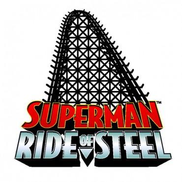Superman Ride of Steel Font