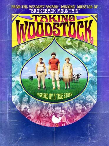 Taking Woodstock Font