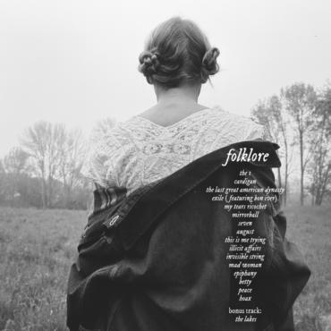 Folklore (album) Font