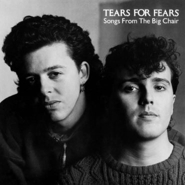 Tears for Fears Font