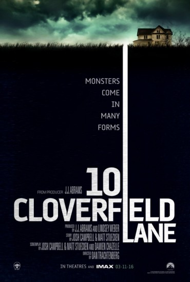 10 Cloverfield Lane Font