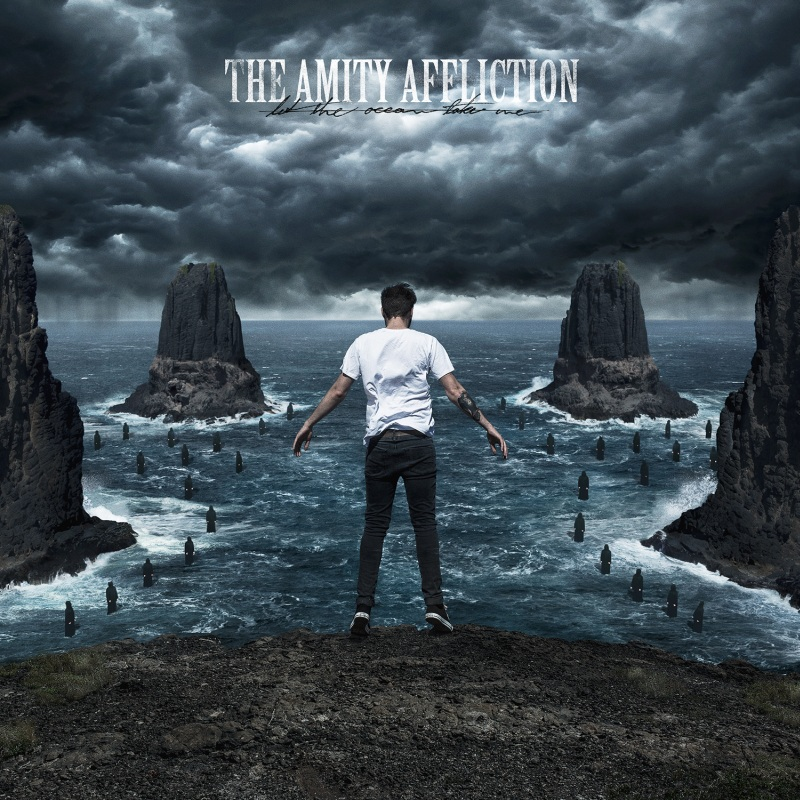 the amity affliction let the ocean take one album