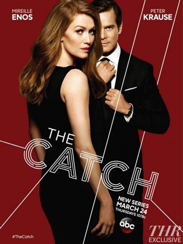 The Catch (TV show) Font