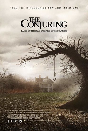 The Conjuring (film) Font