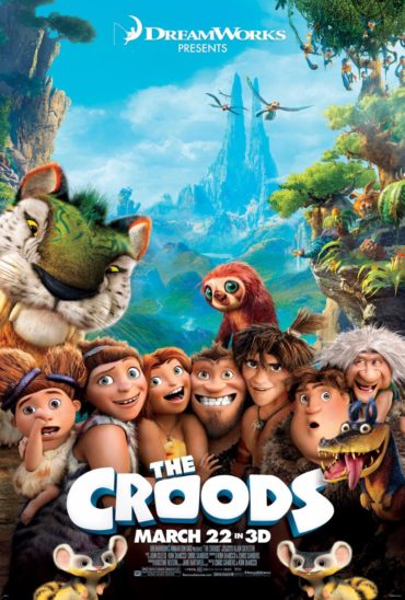 The Croods Font