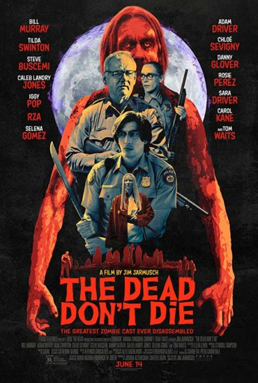 The Dead Don't Die Font