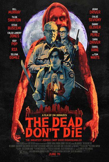 The Dead Don't Die Font