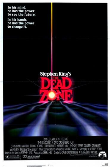 The Dead Zone (Film) Font