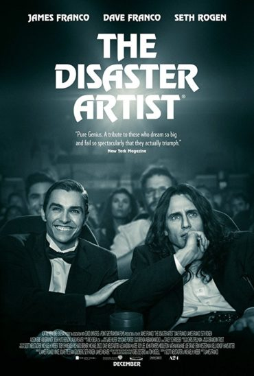 The Disaster Artist Font
