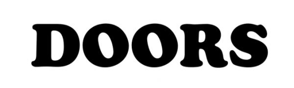 Since then ...  sc 1 st  Font Meme & The Doors Font and Logo