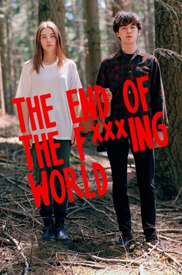 The End of the F***ing World Font