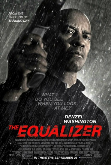 The Equalizer (film) Font