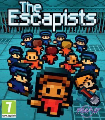 The Escapists Font