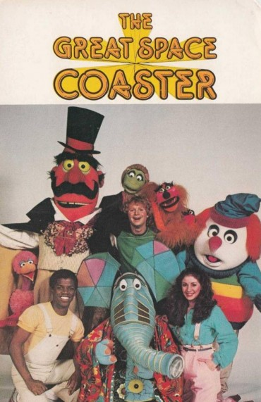 The Great Space Coaster (TV) Font
