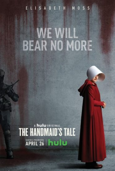 The Handmaid's Tale Font