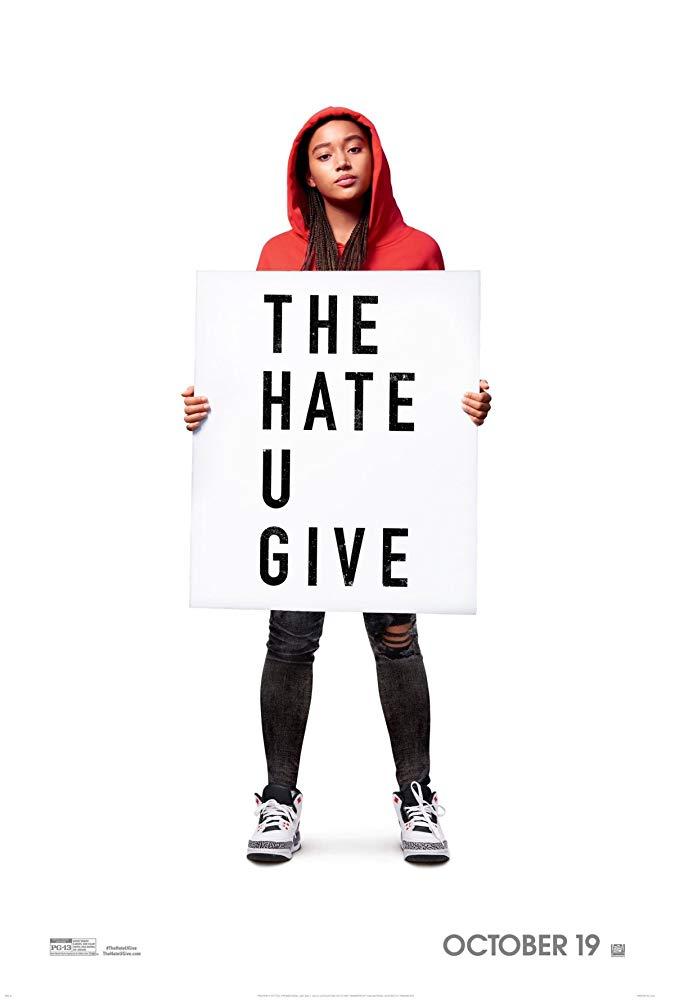 The Hate U Give Font