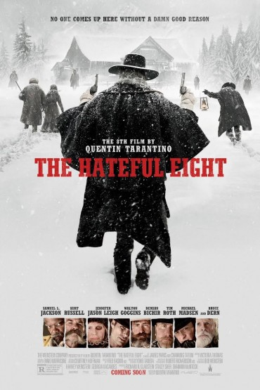 The Hateful Eight Font
