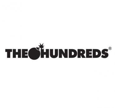 The Hundreds Logo Font