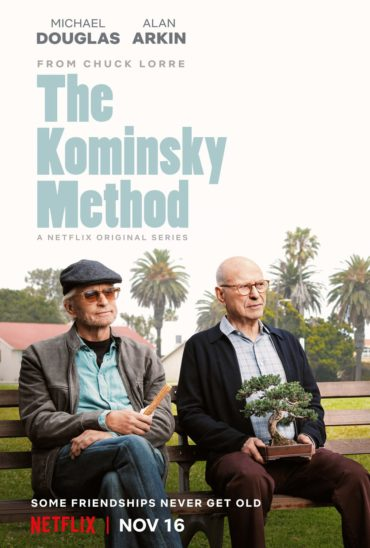 The Kominsky Method Font