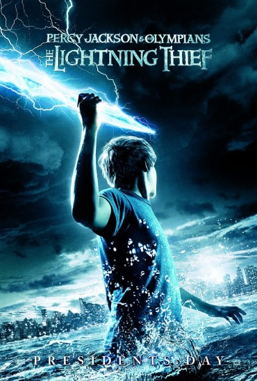 The Lightning Thief Font