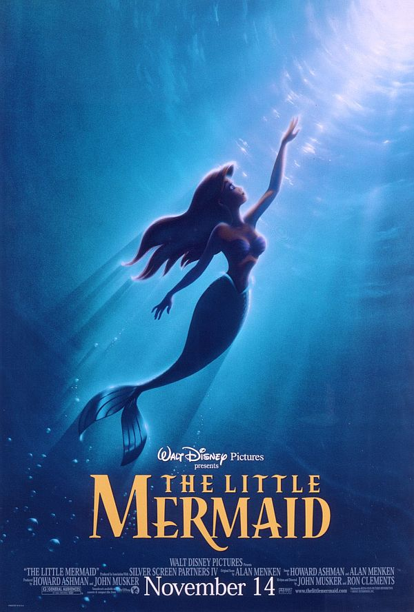 Arielle-die-Meerjungfrau-Plakat