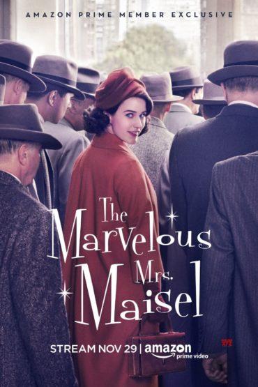 The Marvelous Mrs. Maisel Font
