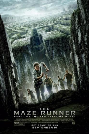 The Maze Runner Font
