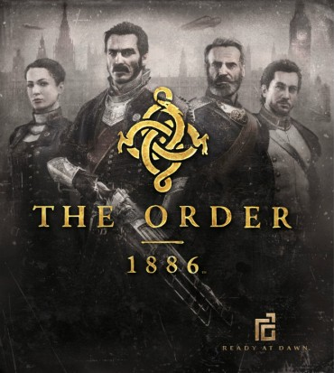 The Order 1886 Font