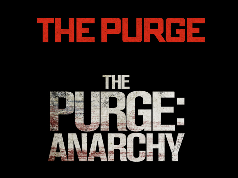 The Purge Film Titles
