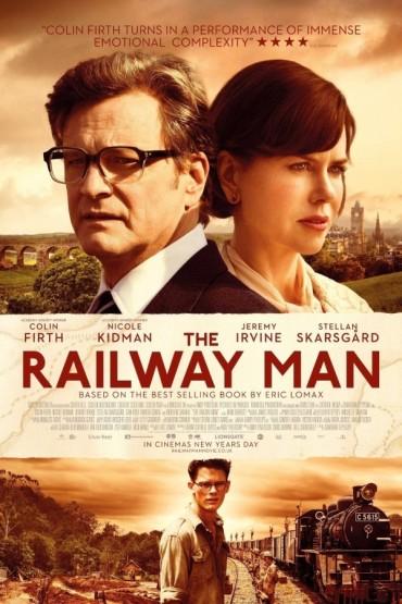 The Railway Man Font